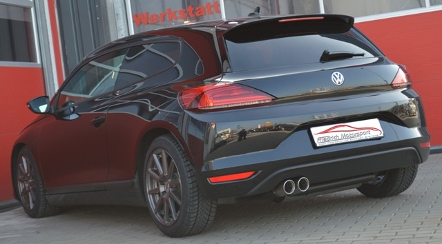 Gr.A Anlage VW Scirocco III
