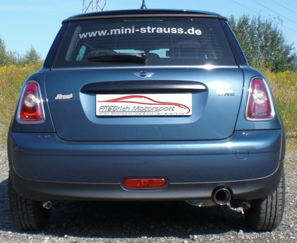Gr.A Anlage Mini R56 One / Cooper / D
